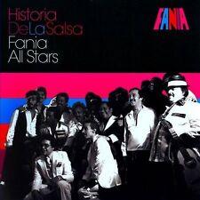 Fania All Stars : Historia de la Salsa CD