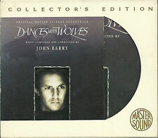 Dances with Wolves OST/John Barry GOLD CD Mastersound SBM mit Slipcover