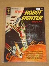 MAGNUS ROBOT FIGHTER #13 FN- (5.5) GOLD KEY COMICS FEBRUARY 1966