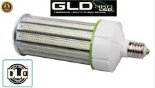 100 Watt LED Corn Bulb 5000K Replace 300 watt HID Dust Wet DLC, E39  base