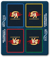 Magic the Gathering SCG CON Winter - Commander Celebration Mousepad (MTG)