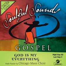 Chicago Mass Choir - God Is My Everything - Accompaniment CD New