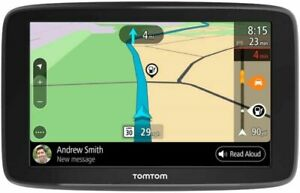 TomTom Go Comfort 6 Inch GPS Navigation Device with Updates Via Wi-Fi