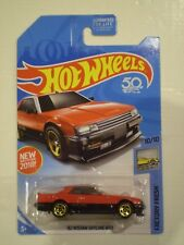 HOT WHEELS 2018 Factory Fresh *'82 NISSAN SKYLINE R30* red