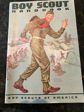 Boy Scout Handbook 1959 Sixth Edition First Printing November 1959