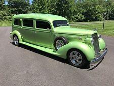 1936 Packard Henney Hearse