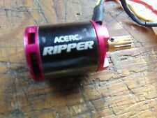 ACE RC OBL-29/27-10H 2700KV ELECTRIC MOTOR SUIT 450 SIZE HELI TESTED & WORKING