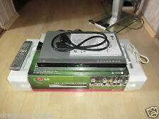 LG rh177 Dvd-Recorder/80gb HDD, in scatola originale, unità difettosa, disco rigido OK