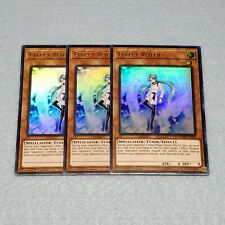 3x Yugioh Effect Veiler DUDE 1st Edition Ultra Rare Card Playset NM