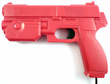 Ultimarc aimtrak Rinculo ARCADE GUN-Mame, House of the Dead, VIRTUA COP (Rosso)