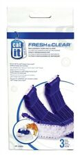 Catit Carbon Cartridge 3pk (50050) Fresh & Clear Purifying Filter Cat Fountain