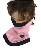 Ladies  Mouth Nose Neck Breathable Cover-up Reversible One Size Fits All