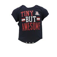 NCAA Official Arizona Wildcats Baby Infant Size Creeper Bodysuit New with Tags