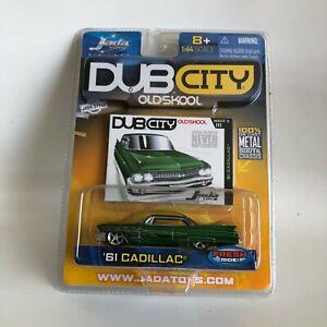 Jada Toys '61 Cadillac Dub City Oldskool O9