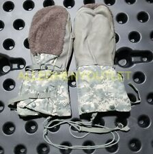 US Military ARCTIC MITTENS ACU ECW Extreme Cold Weather Gloves N-4B Large GC