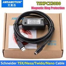 TSXPCX3030 Programming Cable For Schneider Twido/ TSX /Neza Series PLC 3030-C