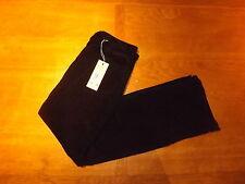 Ladies Black Bootcut Stretch Moleskin Jeans Size 10 Medium (£22) New