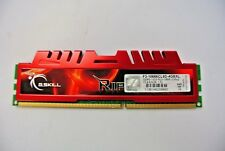 RIPJAWS F3-10666CL9-4GBXL DDR3 1333Mhz CL 9-9-9-24 1.5V 2GB Shielded RAM