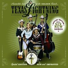 "TEXAS LIGHTNING ""MEANWHILE,BACK AT THE RANCH"" CD NEU!!!"