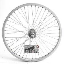 "Diamondback BMX Bike Rear Wheel 20"" Flip Flop Double Walled Alloy Rim NEW"