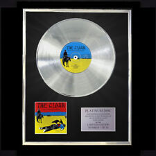 THE CLASH GIVE EM ENOUGH ROPE   CD PLATINUM DISC FREE P+P!!