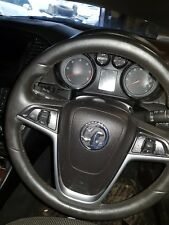 vauxhall insignia steering wheel