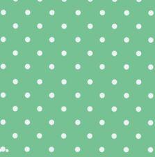 Klebefolie - Möbelfolie Mint Punkte Dots 0,45 m x 2 m Dekorfolie Selbstklebend