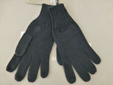 BENCH Knitted Glove Men's Navy Ribbed Uni Size Winter Gloves BNWT