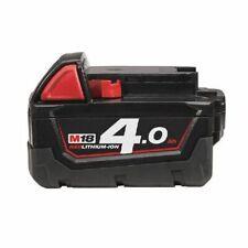 Batterie MILWAUKEE M18 B4 REDLITHIUM Li-lon 4,0 Ah 4932430063
