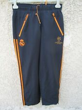 Pantalon football REAL MADRID ADIDAS CHAMPIONS LEAGUE pant gris 168 S