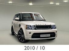 2010 10 Land Rover Range Rover Sport 3.6 TDV8 Autobiography Exclusive Edition