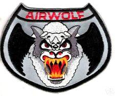 Jan-Michael Vincent Airwolf Télévision Séries Airwolf 12.7cm Thermocollant Patch