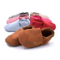 Toddler Baby Tassel Soft Sole Leather Shoes Infant Boy Girl Moccasin 0-18 Months