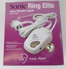 Sonic Alert - Sonic Ring Elite - Deluxe Videophone Signaler/Transmitter Tr75Vr