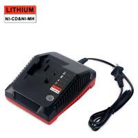 PCXMVC Charger for Porter Cable 18V Li-Ion & NiCad NiMh Battery PC18B PC18BLX