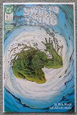 SWAMP THING #74..RICK VEITCH/ALFRED ALCALA..DC 1988 1ST PRINT..VFN+