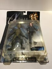 1998 X-Files Series 1 Action Figure - Agent Dana Scully & Alien - McFarlane Toys