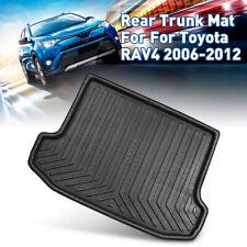 Rear Trunk Cargo Boot Liner Mat Tray Carpet Protector For Toyota RAV4 2006-2012