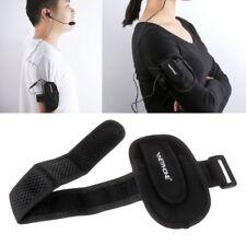 Referee Interphone Armband Bag Headset Armlet Headset Rider Portable Case Bag
