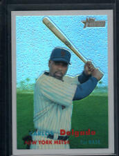 2006 Topps Heritage Chrome Refractor #THC1-THC110 - YOU PICK