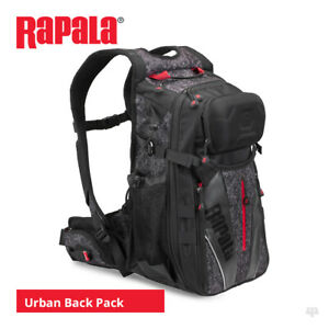 Rapala Urban Backpack - Pike Perch Bass Cod Trout Salmon Lure Sea Fly Fishing