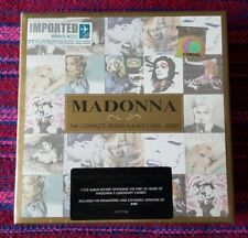 Madonna ~ The Complete Studio Albums ( Europe Press ) Cd
