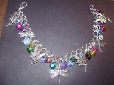 FAIRY AND DRAGONFLY BRACELET