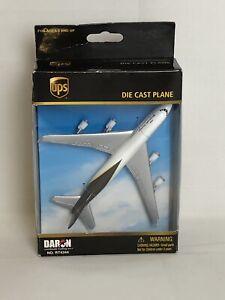 DARON REALTOY RT4344 United Parcel Service Boeing 747 Reg#N570UP 1/500 Diecast