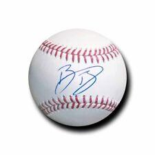 Blue Jays BO BICHETTE signed Major League Baseball w/JSA COA