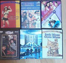 Various Bollywood Movies