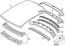 bmw 3 series car sunroofs convertibles hardtops ebay BMW 8 Series Convertible bmw 3 series m54 m56 panel roof bar bow 41328228247