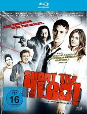 SHOOT THE HERO - Uncut Blu-Ray Disc -