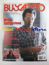 rivista BUSCADERO 291/2007 Bruce Springsteen Steven Van Zandt Bob Dylan No cd