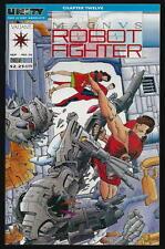 MAGNUS ROBOT FIGHTER US VALIANT COMIC VOL.1 # 16/'92
